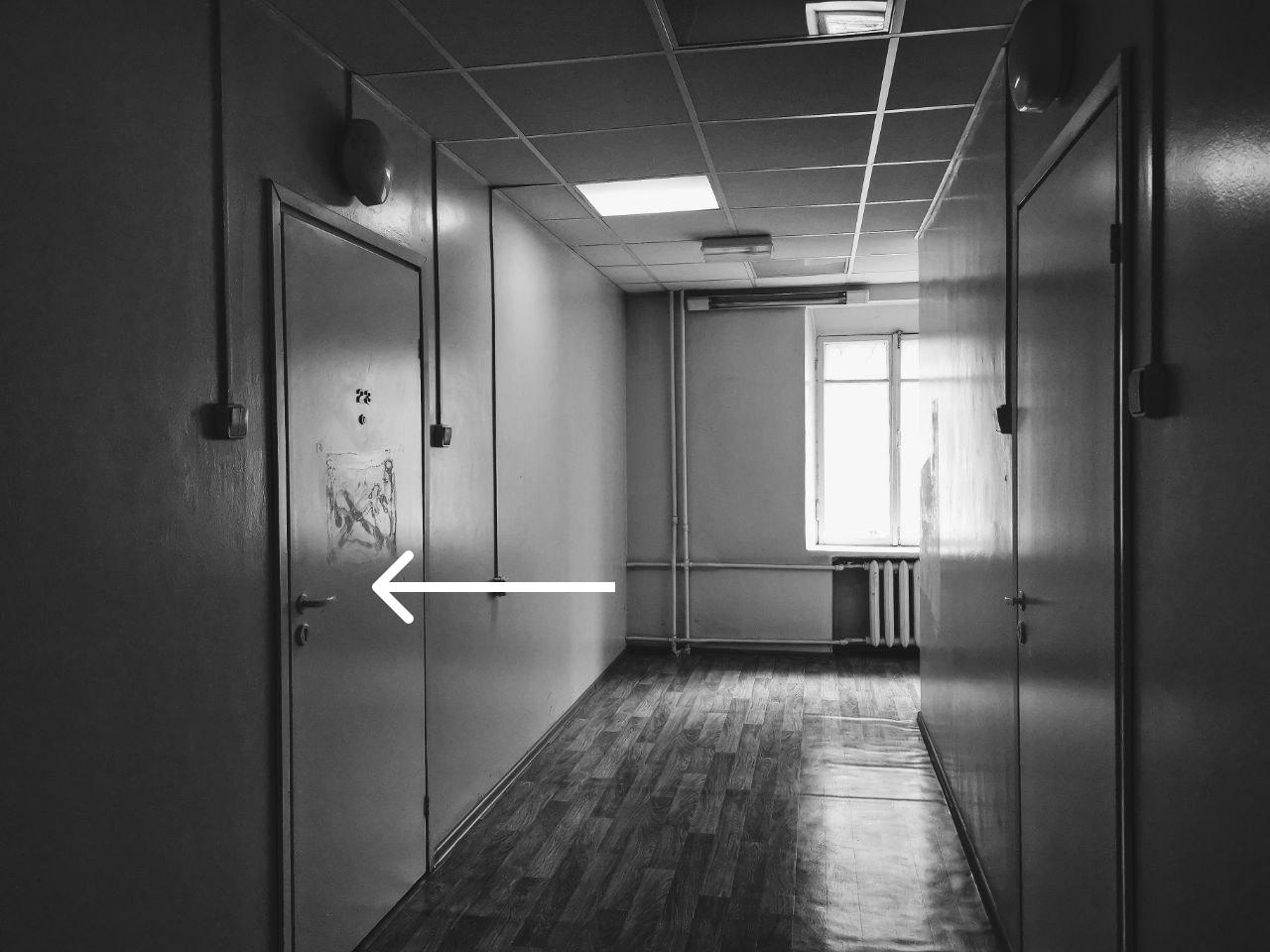 7. Идёте по коридору до конца - офис 23